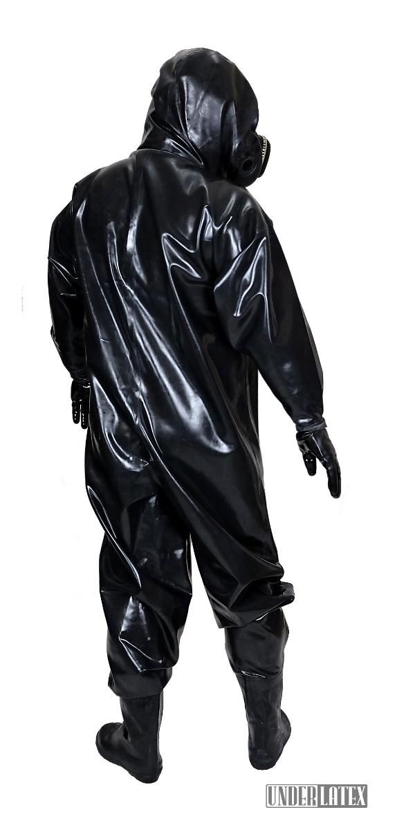 taschenmuschi bauanleitung heavy rubber anzug
