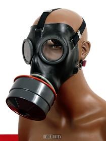 Schweizer Gasmaske SM67