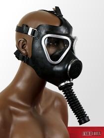 Auer SAR 30 Rebreather Gasmaske