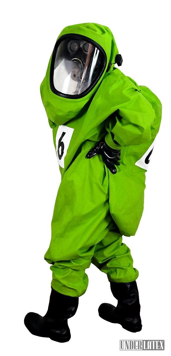 Auer CSA-Schutzanzug Vautex SL grün