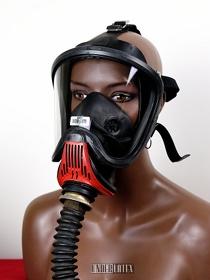 MSA Auer Ultra Elite Gasmaske
