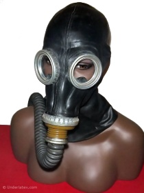 Russische Gasmaske GP 5