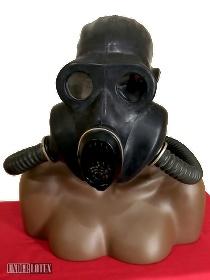 russische Gasmaske PBF EO-19 schwarz